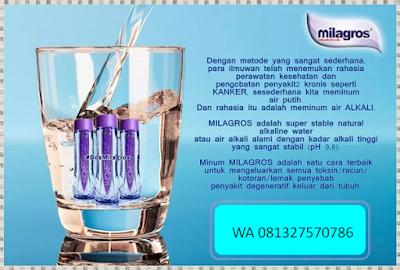 √ Diet Air Putih Tanpa Makan ⭐ Milagros ✅