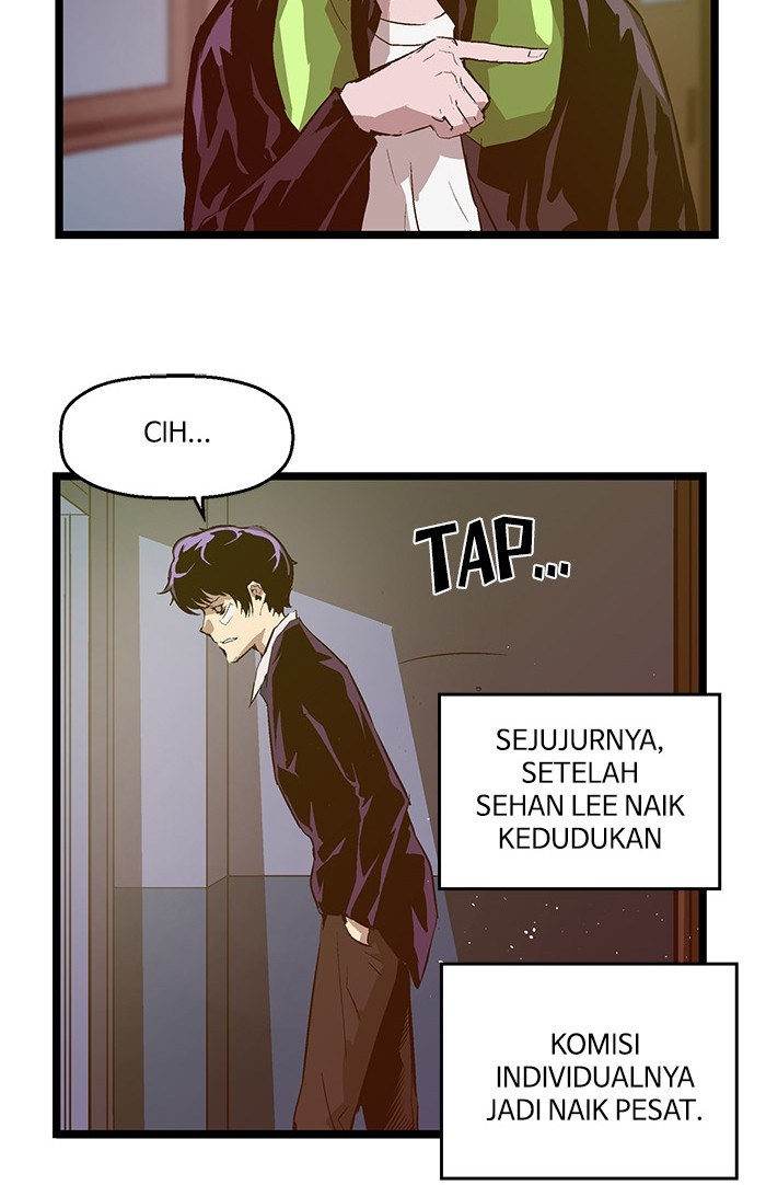 Webtoon Weak Hero Bahasa Indonesia Chapter 61