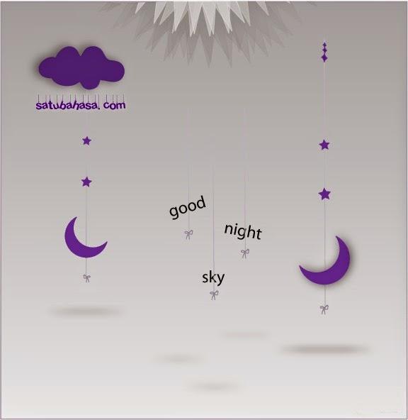 puisi romantis di malam hari