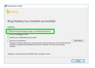 Bing homepage image desktop background.