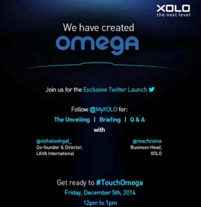 Xolo is going to launch next smartphone on 05th December 2014 | MobileTalkNews