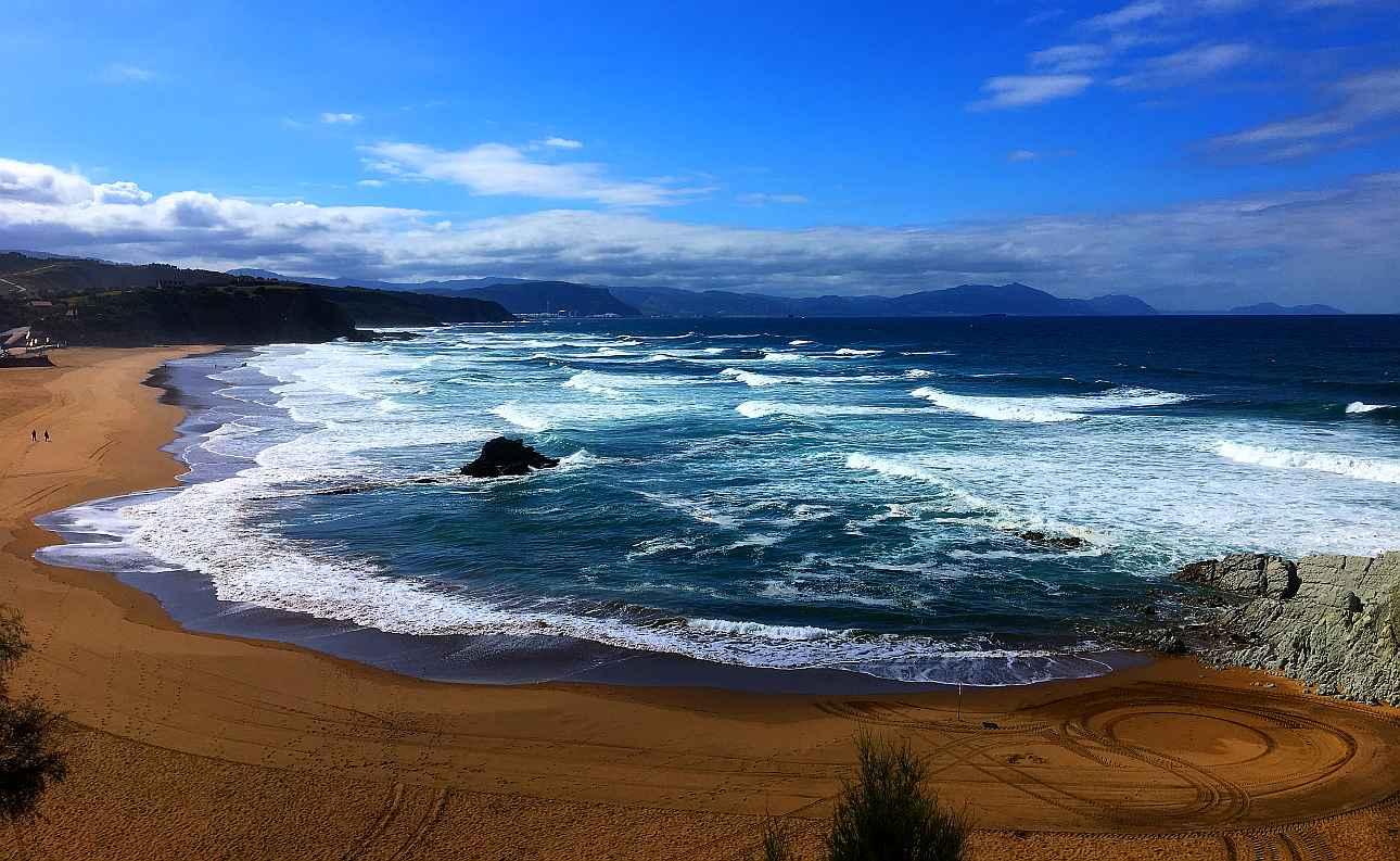 sopelana playa
