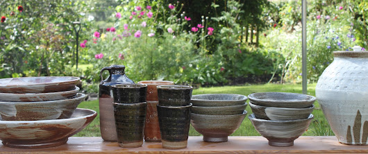 Wardlow Pots and Food Festival this weekend.