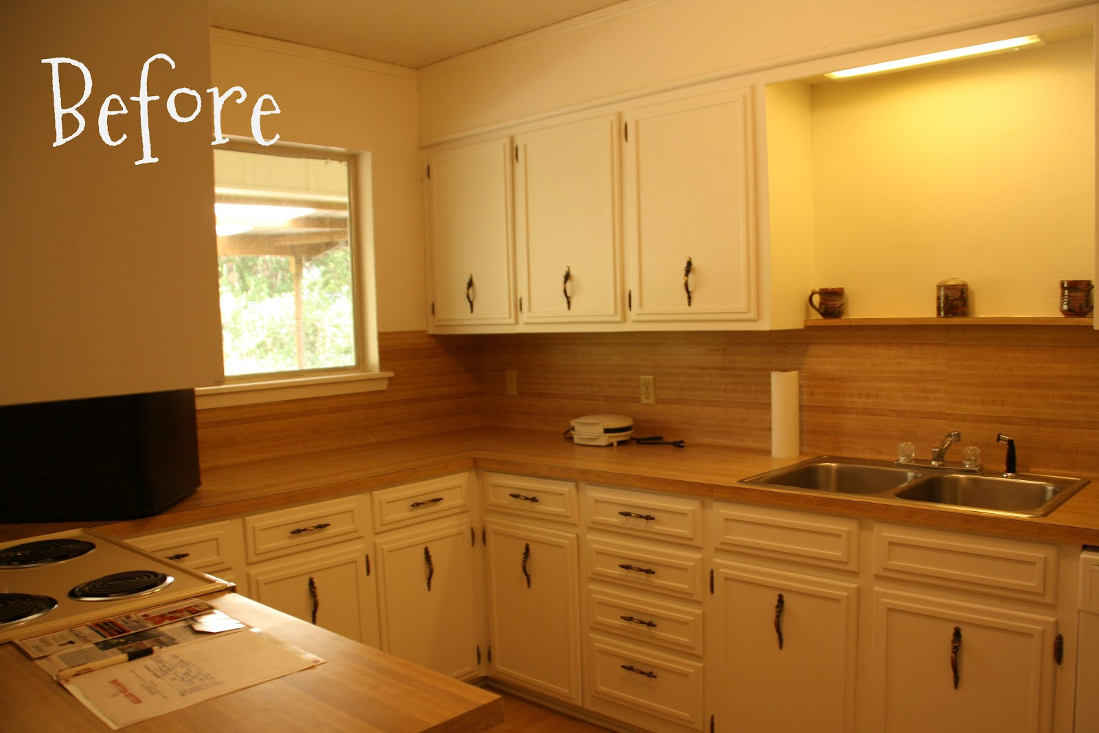 Lovely Living The Hyde Life Great Kitchen Remodel