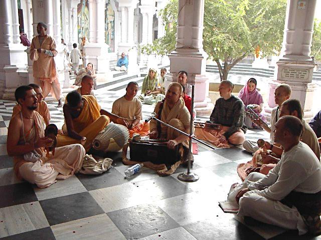 Krishna Balaram Temple mathura