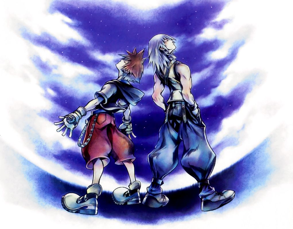 Pg S Game Room Old Review Kingdom Hearts Re Chain Of