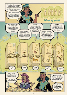 Review of Who Can? You Can! Maker Comics: Bake Like a Pro! by Falynn Koch