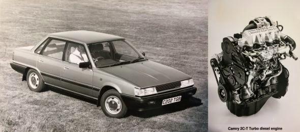 01 -  - Lịch sử các dòng xe Toyota Camry : Đột phá qua từng thế hệ