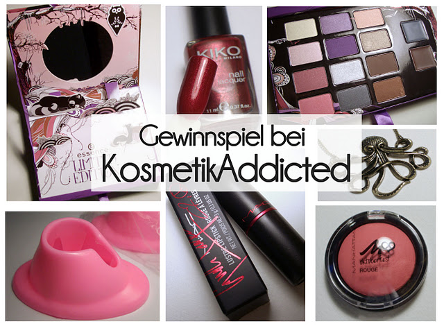 Gewinnspiel Kosmetik