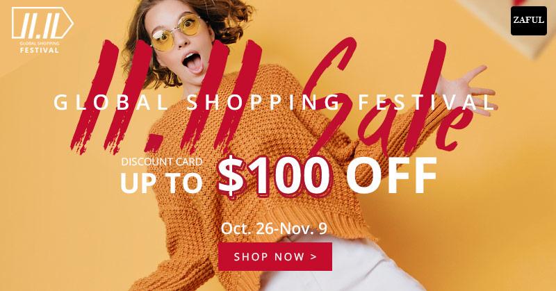 Zaful Sale Shopping Festival