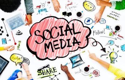 sử dụng mạng xã hội để làm marketing online