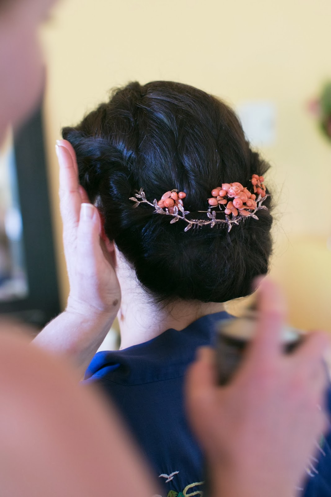 fran carter - blogging about wedding hair and make-up in sussex