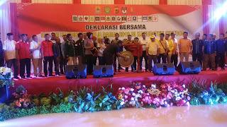Ketua DPRD Kab Cirebon, Apresiasi Deklarasi Damai 2019