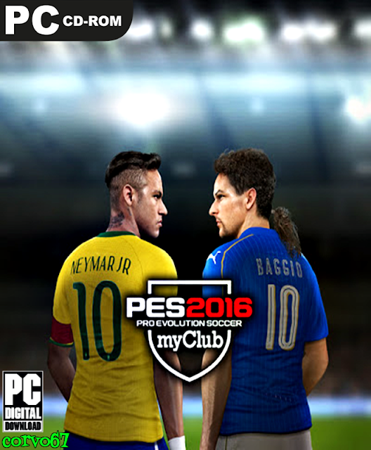 Pro Evolution Soccer 2016 myClub pc requisitos, Pro Evolution Soccer 2016 myClub torrent skidrow, Tradução para Pro Evolution Soccer 2016 myClub pc