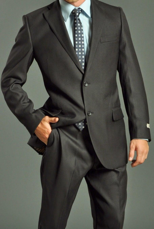 Fashion Portfolio  Tips para hombres  ¿cómo combinar un traje negro  0a2aa6393d9
