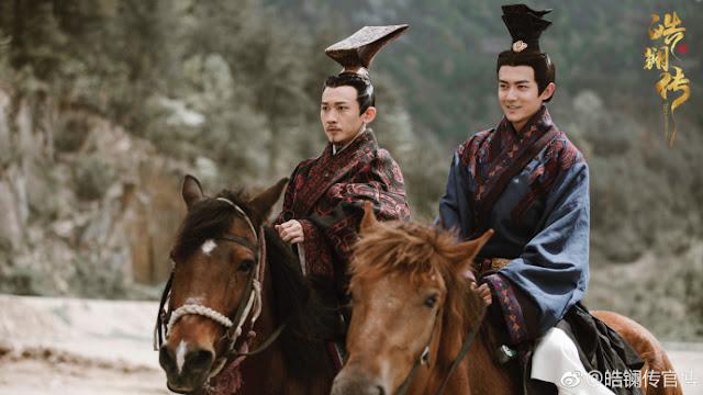 Hao Lan Zhuan Stills Thomas Tong Meng Shi