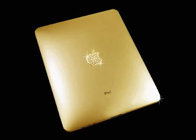 Creative Golden Gadgets and Cool Gold Gadget Designs (15) 4