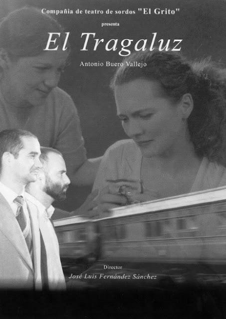 """Obra teatral """"El tragaluz"""" representada por la Compañía Teatral de Sordos """"El Grito"""""""