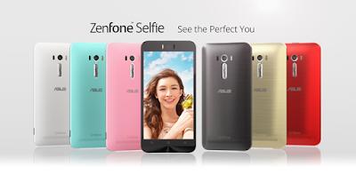 Điện thoại Asus Zenfone Selfie