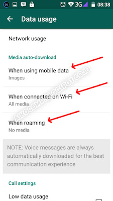 menghilangkan fitur whatsapp, setting fitur, auto, download, save, image, video, sound, document, how to configure auto-download, celluler connection, aplikasi, smartphone, tutorial, trik, gadget, smartphone, trick, whatsapp,android,wi-fi,audio,image,step,google-android,software, internal storage