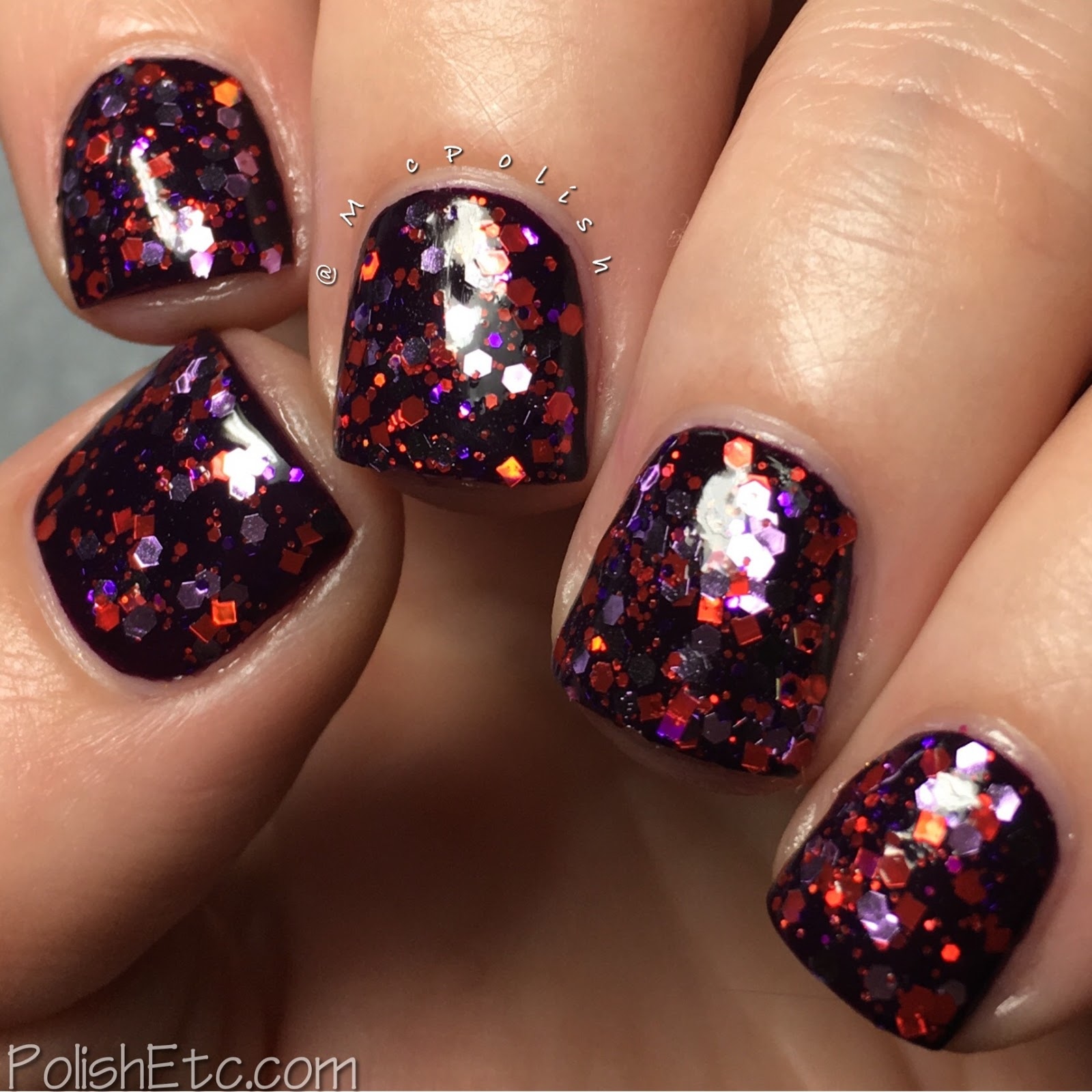 Whimsical Ideas by Pam - Whimsical Valentines 2017 - McPolish - My Funny Valentine