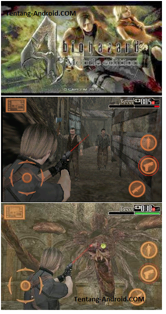Game Resident Evil MOD APK + Latest Full Unlimited DATA