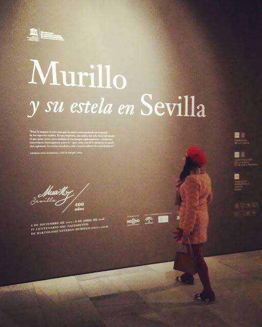 Exposiciones Murillo Sevilla