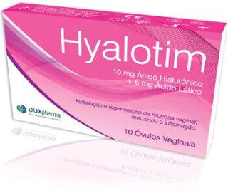 Hyalotim: para as situações de secura vaginal