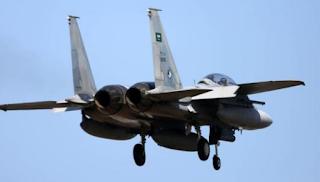 المملكة المتحدة والمملكة العربية السعودية بتدريبات الطائرات المشتركة