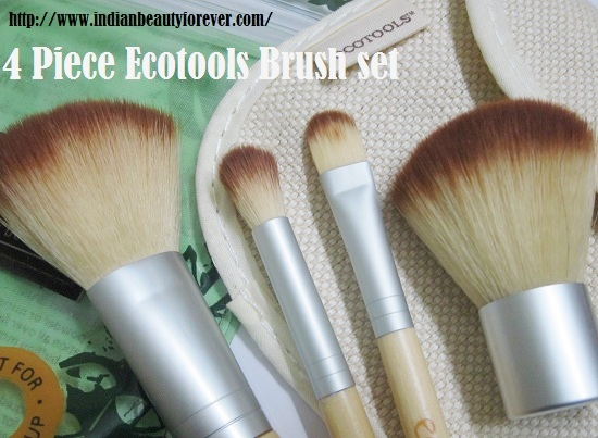 Ecotools Bamboo brushes