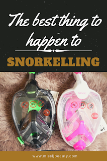 the best snorkell mask uk