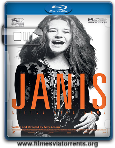 Janis: Little Girl Blue Torrent - BluRay Rip 720p e 1080p Legendado (2015)