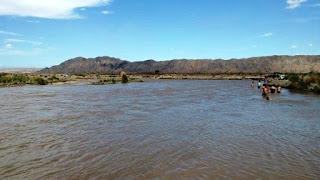 Para que sanjuaninos disfruten del verano, en lugar del popular río.