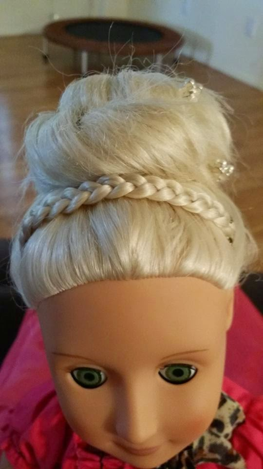 Groovy Life With Tootsabella And The Rose A Quick Guide To American Girl Short Hairstyles Gunalazisus