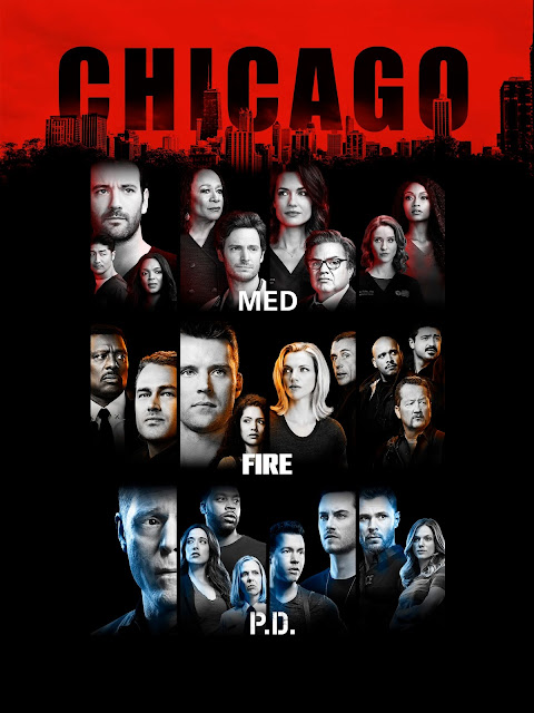 NBC Renews 'Chicago Med', 'Chicago Fire' and 'Chicago PD'