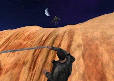 決鬥:御劍飛仙(Determinance),飛起來的流星蝴蝶劍!