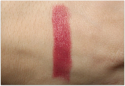 "Burt's Bees Lipstick in ""Lily Lake"""