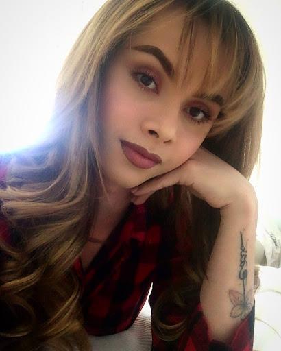 Michel Epalza Betancourt @michii2040 most beautiful Venezuela trans woman Instagram