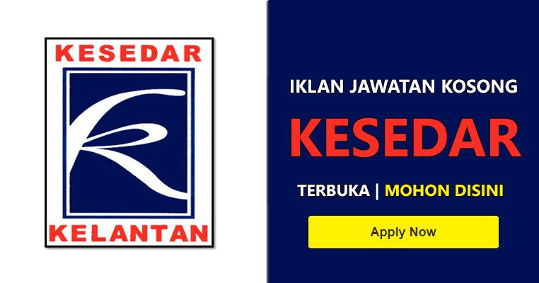 Jawatan Kosong Di Lembaga Kemajuan Kelantan Selatan Kesedar 2018 Jobcari Com Jawatan Kosong Terkini