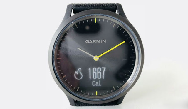 Activity Watch Garmin Vívomove HR