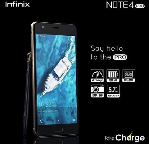 Infinix Note 4 Pro Review