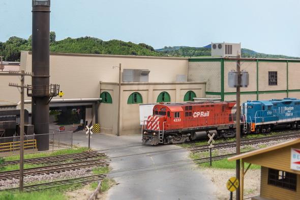 White River Division Neil Schofield S Cp Rail S