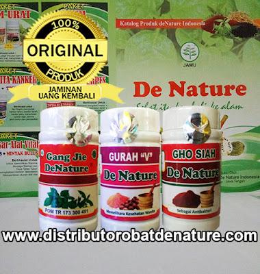 Paket Obat Keputihan Herbal Alami