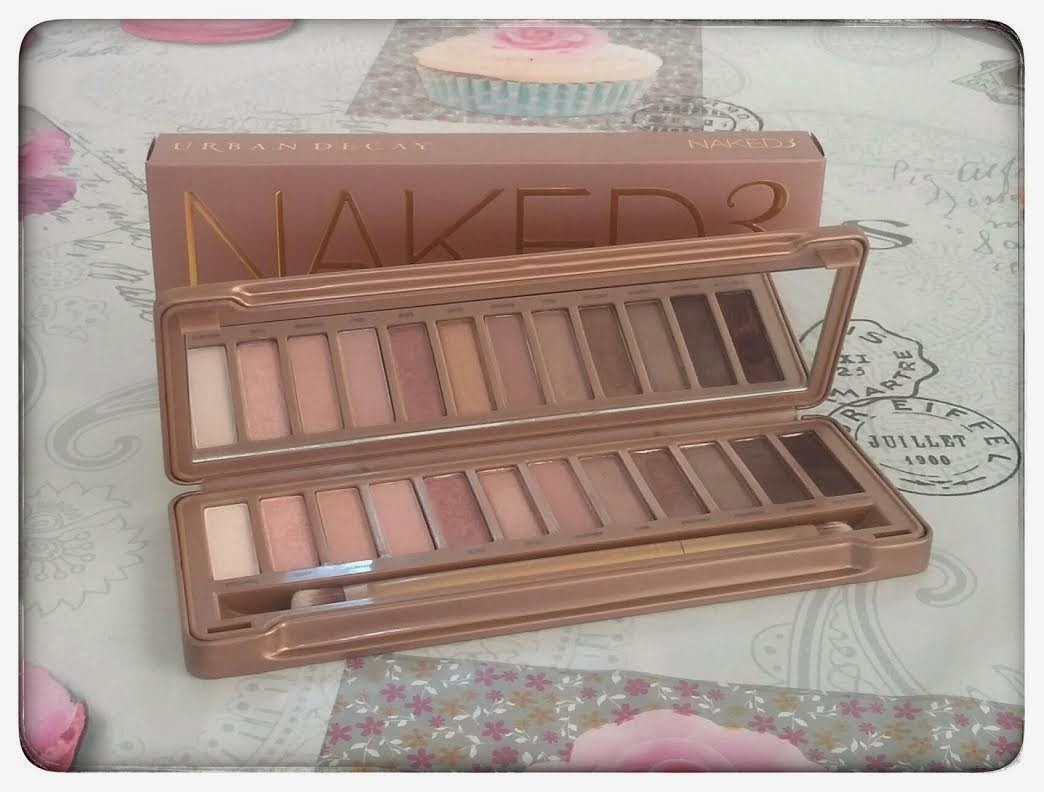 La Naked 3 d'Urban Decay