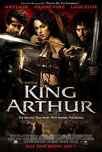 Rei Arthur – Dublado