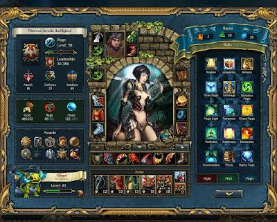 King's Bounty: Crossworlds Game Screenshots 2010