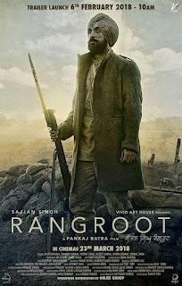 Rangroot First Look Poster