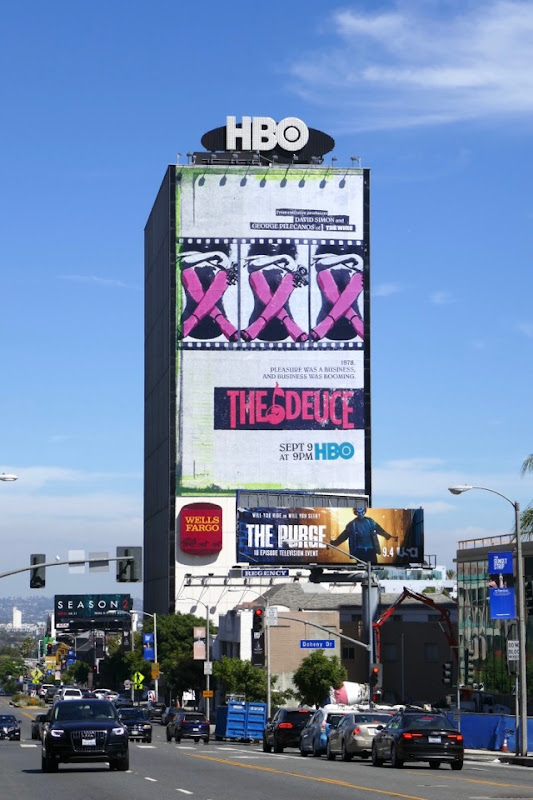 Deuce season 2 billboard