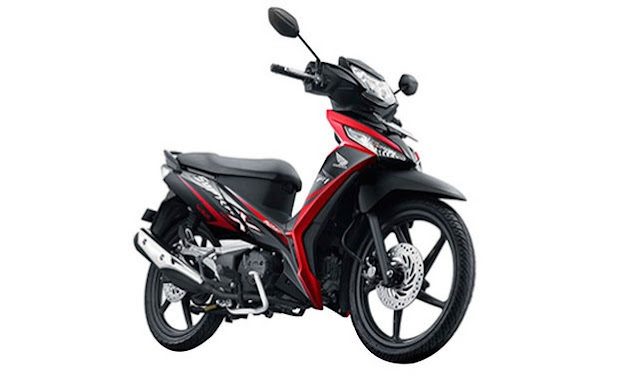 Sepeda Motor Honda Supra