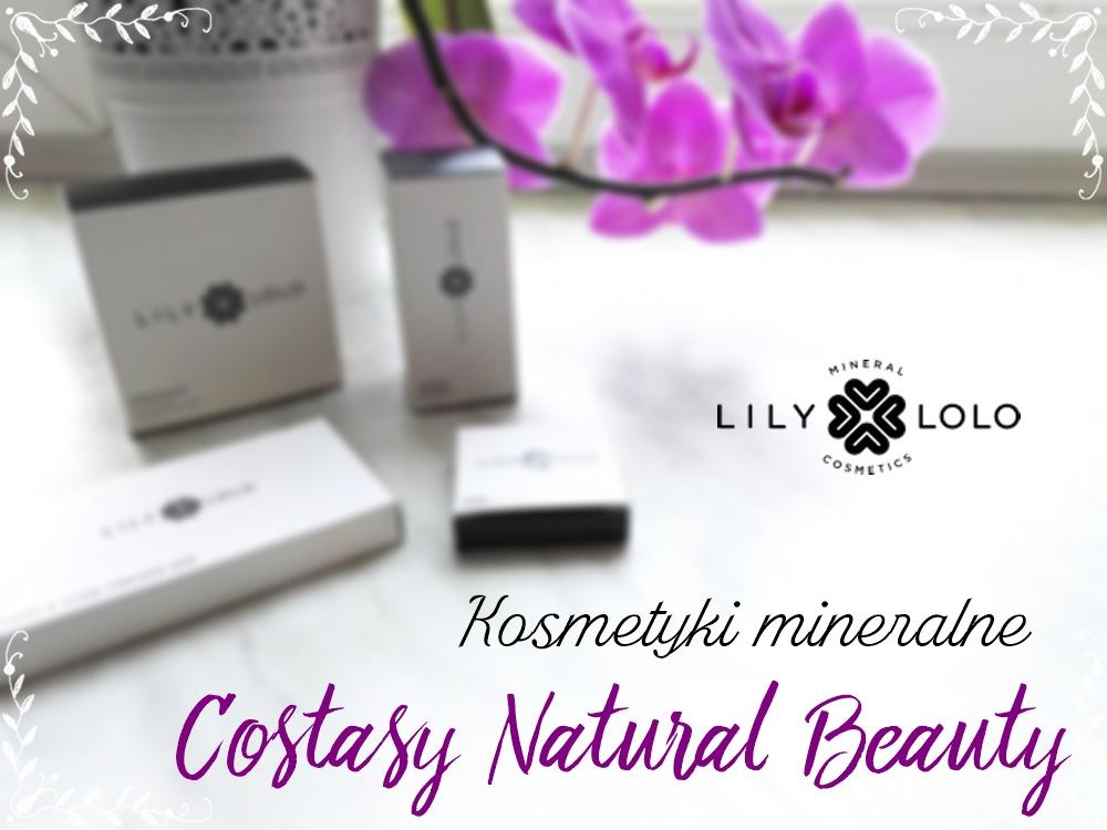 Kosmetyki mineralne Lily Lolo   Costasy Natural Beauty
